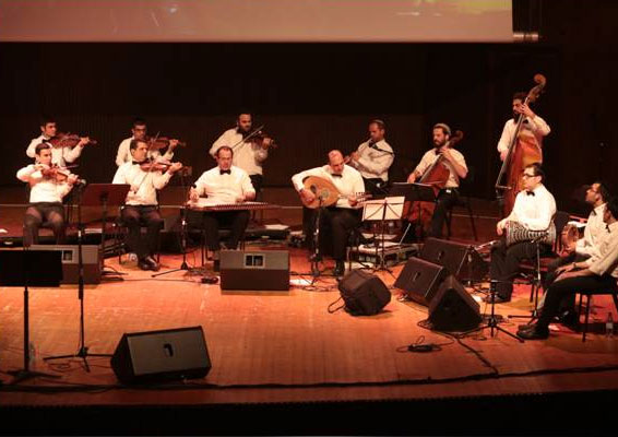 כנסיית השכל - התזמורת האנדלוסית אשקלון - הבית כה רחוק