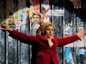 דיקטטורה צילום: Irina Abzhandadze